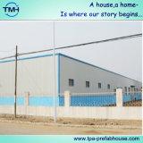 Edificio industrial de la estructura de acero para el proyecto de la fabricación