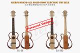 Tenor de 26 polegadas Aiersi Chinês Ukulele Elétrico Guitarras elétricas