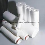Patroon van de Filter van het Water van het Sediment van de Filter Cartridge/PP van pp de Smelting Geblazen