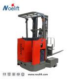 組合せのハンドポンプおよび電気1.5-2t 4方法倉庫のためのマルチ方向電池の範囲のトラック