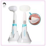 A prueba de agua de la cara de limpieza del cepillo con Massager 6 en 1 cepillo facial