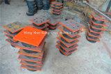 Palier élastique de plomb pour la construction de l'école et l'hôpital