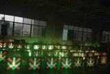 En12368에 의하여 증명서를 주는 높은 광도 200/300/400mm LED 신호등