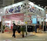 Выставка стойки индикации экспо тканья
