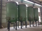 De Container van het Schip van de Tank van de Opslag van het Water GRP voor de Behandeling van het Water