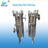 De vloeibare Zuiverende Filter van de Zak van de Huisvesting van het Roestvrij staal van de Apparatuur