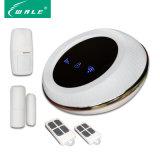 GSM van de Veiligheid van het Huis van WiFi het Systeem van het Alarm met IP Camera