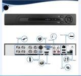 4CH 2.0 cámaras de seguridad del CCTV del kit de la P.M. Ahd DVR