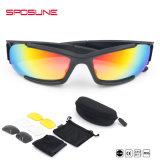 Nuevo diseño táctico Anti-Bullet High-Impact Ce gafas Gafas de seguridad