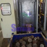 세륨을%s 가진 폐기물 금속 조각 파편 연탄 기계