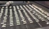 Voller automatischer Produktionszweig für Schokoriegel und Energie-Stab 500kg/H