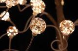 庭の装飾のための暖かい白LED Starryskyの木ライト
