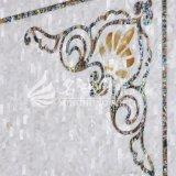 Высекать мать мозаики раковины строительного материала Preal