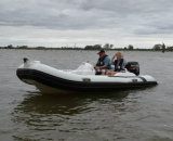 Liya 14feet 7 Personen-steife Fiberglas-Yacht-Tender und Schlauchboot