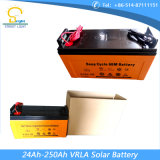 Bajo costo de 60W Luz solar calle polo con 8m