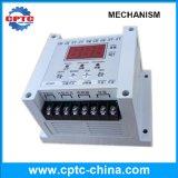 O protetor da sobrecarga, grua da construção parte o indicador e o sensor da sobrecarga