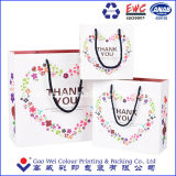 Mignon des sacs en papier d'artisanat Logo personnalisé populaires pour enfants en faveur des sacs-cadeaux papier