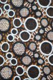 Nuovo tessuto del merletto del poliestere di stile con il reticolo elegante del ricamo per Dresses della signora