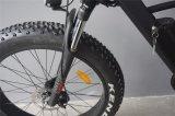"""26의 """" 4.0 타이어 최신 뚱뚱한 타이어 전기 Ebike"""