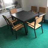 Juegos de mesa de comedor sillas con mesas para exterior Tg-Hl6002