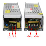 24V 350W dimagriscono l'alimentazione elettrica di commutazione del LED per la casella chiara