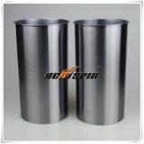 Moteur Diesel de pièces automobiles japonais 6BG1 chemise de cylindre/manchon pour ISUZU 1-11261-119-0 avec OEM :