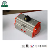 Válvula de Esfera de pó Actuator-Cylinder pneumática
