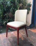 Самомоднейше без симфонизма металла подлокотника обедая стул для гостиницы и банкета и трактира
