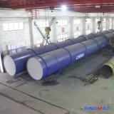 Il diametro 2680mm ha aerato l'autoclave concreta del mattone con il rendimento elevato