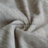 陽イオンの印刷の効果のマイクロ羊毛、ジャケットファブリック(dimgray)