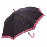 Windproof длинний прямой зонтик дождя