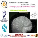 ローカル麻酔薬は良質721-50-6の白い粉Prilocaineに薬剤を入れる