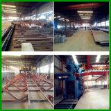 ISO 사모아에 있는 Prefabricated 큰 경간 강철 구조물 작업장