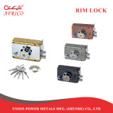Cerradura de puerta automática de Bloqueo automático de cierre de la noche de Rim Cerrojo el bloqueo del cilindro LT200r