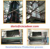 De dubbele Vlotte HDPE Voering van Geomembrane