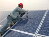 Poly picovolte choix intelligent de panneaux solaires de la haute performance 300W pour le système d'alimentation solaire