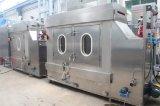 La teinture en continu de polyester économique rubans&Kw Machine-812-400 de finition
