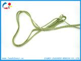 шнур полиэфира 10mm плоский для вспомогательного оборудования одежд ботинок