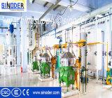 De nieuwe Machine van de Raffinaderij van de Eetbare Olie van de Capaciteit van de Aankomst 2ton