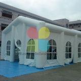 يجعل في الصين قابل للنفخ صنع وفقا لطلب الزّبون خيمة/خارجيّة حزب قابل للنفخ فسطاط قبة خيمة