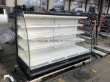 야채와 과일 전시를 위한 상업적인 슈퍼마켓 냉장고 냉장고