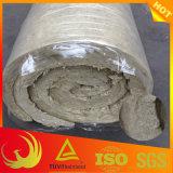 30мм-100мм водонепроницаемый базальтовой скалы шерсти одеяло для нагрева воды системы