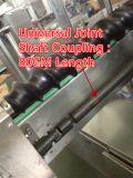 완전히 자동적인 플라스틱 애완 동물 병 OPP 최신 접착제 레테르를 붙이는 기계