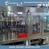 Máquina de engarrafamento quente do suco para a linha de enchimento completa da bebida