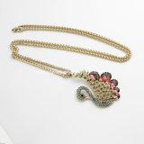 Lange Halsband 3 van het Kristal van de zwaan Beschikbare Kleuren