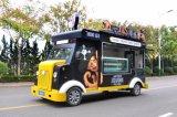 2018 BBQ de Hete Aanhangwagen van de Verkoop/de Mobiele Verkoop van de Vrachtwagen van de Keuken