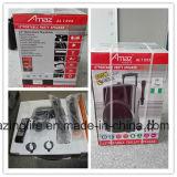 Altavoz activo al aire libre de la carretilla del amplificador de los altavoces de la mejor calidad