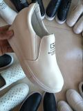 Хорошие ботинки женщины PU ботинок Quanlity Stock