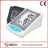 Aprovado pela CE Braço digital automática da pressão arterial com o caso