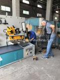 Ironworker de trabalho da máquina do metal de Jsl